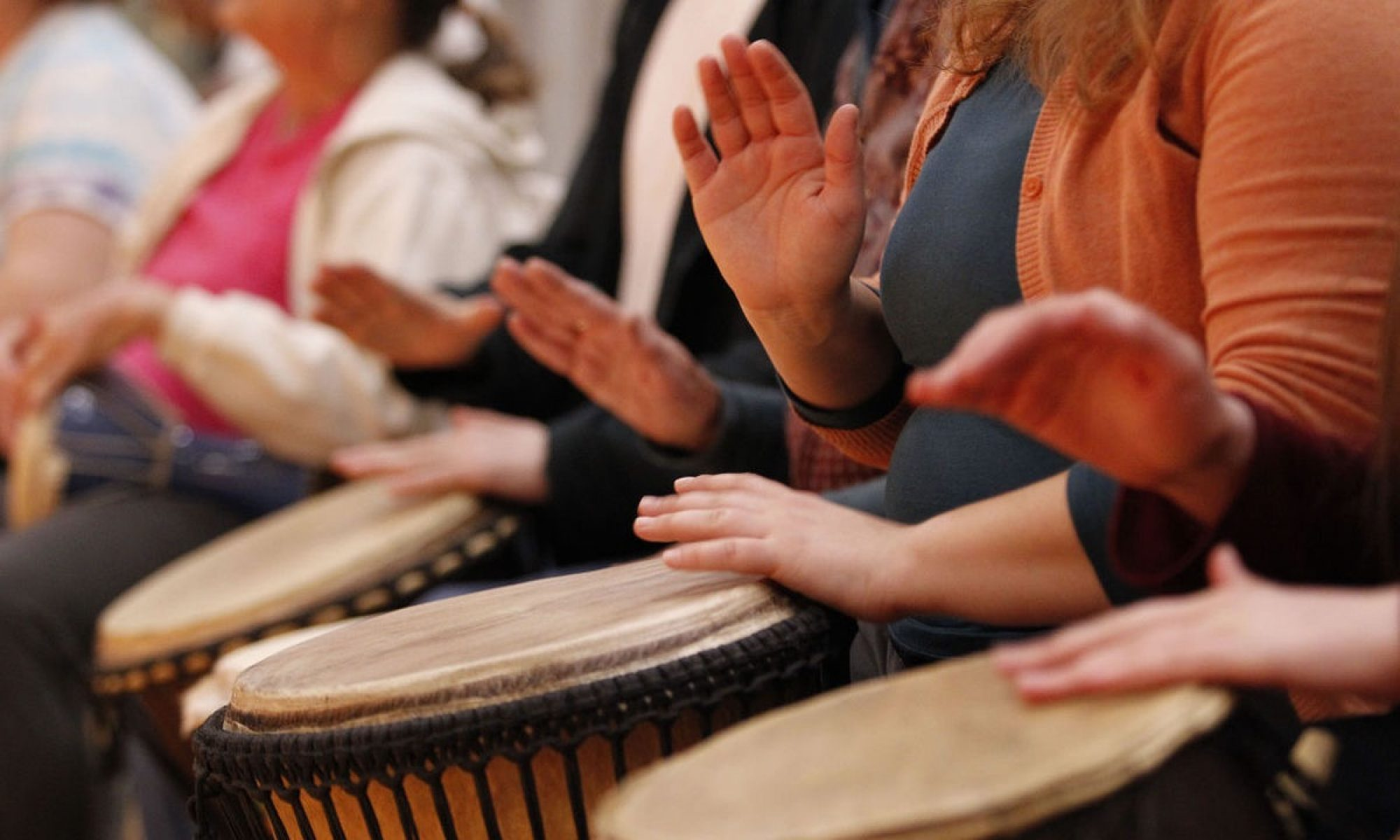 Swanage Community Drum Circle